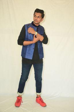 Shikhar Tripathi - Model in Kanpur   www.dazzlerr.com