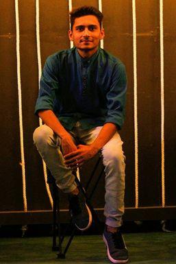 Bhautik Vachhani - Model in Ahmedabad | www.dazzlerr.com
