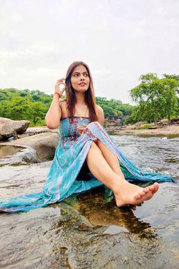 Saumya Singh - Model in Gorakhpur | www.dazzlerr.com