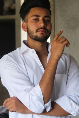 Vishal Choudhary - Model in Pathankot   www.dazzlerr.com