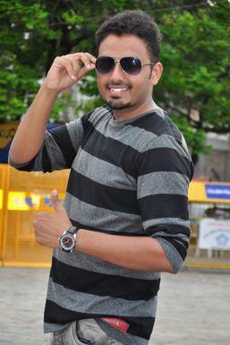 Jessin Sam - Actor in Kochi   www.dazzlerr.com