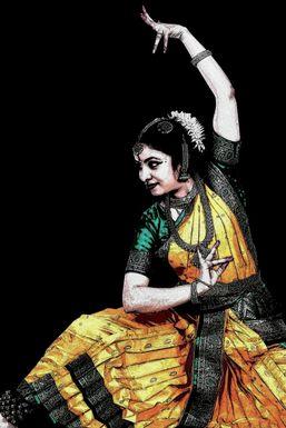 Shwetha S - Dancer in Hyderabad | www.dazzlerr.com
