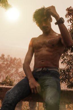 Pradeep Khatik - Actor in Chhoti Sadri   www.dazzlerr.com