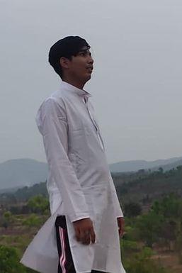 Ibrahimsange - Actor in Murud   www.dazzlerr.com