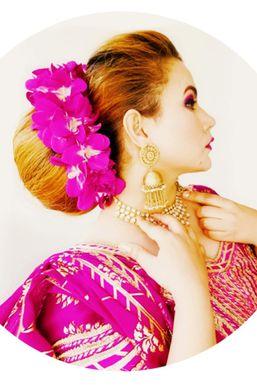Madhu Singh Rawat - Makeup Artist in Noida | www.dazzlerr.com