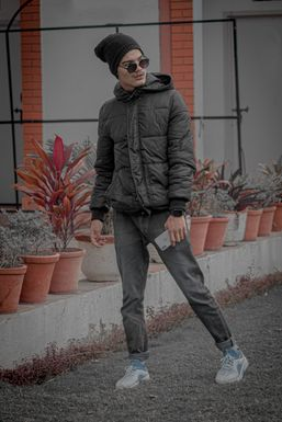 Rahul Bisht - Model in Meerut | www.dazzlerr.com