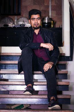 Dazzlerr - Tulon Ahmed Influencer Kolkata