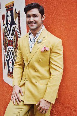 Subhajit Mukherjee Model Mumbai