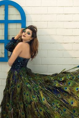 Mariia Sheka Model Delhi